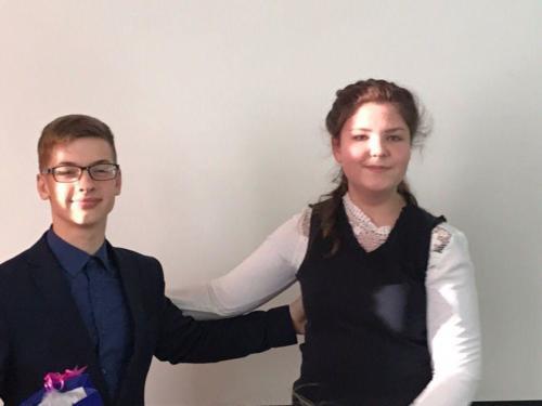 Эдик и Юля